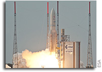 Ariane 5's third launch of 2011