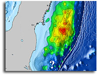 NASA/University Japan Quake Study Yields Surprises