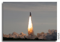 Space Shuttle Endeavour Launches on Her Last Mission