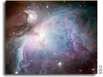 The Orion nebula: Still full of surprises