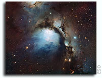 Photo: Reflected Glory in Messier 78