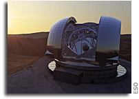 Extremely Large Telescope Moves Closer to Reality
