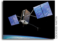 Lockheed Martin Powers On the GPS III Pathfinder