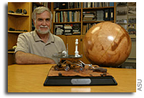 In Memory: Planetary Geologist Ronald Greeley