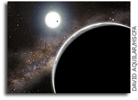 Kepler Discovers an Invisible World - Kepler-19c