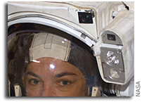 NASA-sponsored study describes how space flight impacts astronauts' eyes and vision