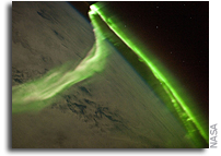 Video: Aurora Australis As Seen From The International Space Station