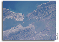 Photo: San Francisco Bay Area As Seen From Orbit