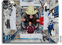 Expedition 27 Group Portrait