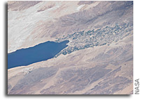 Photo: California's Salton Sea As Seen From Orbit