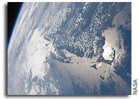 Photo: Massachusetts Coastline As Seen From Orbit
