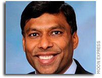 Naveen Jain, Innovator, Philanthropist, and Entrepreneur, Is Reaching for the Moon as Co-Founder and Chairman of Moon Express, Inc.