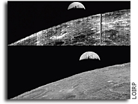 Analysis of Lunar Orbiter Images Recovered From Analog Tape
