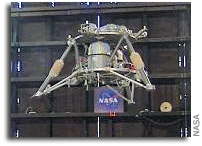 NASA Robotic Lander Test Flight Nov. 4