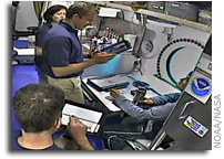 iPads in Space?
