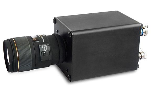 Multispectral Imaging Camera a Multispectral Imager Built