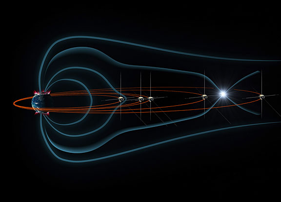 Tracking the origins of speedy space particles