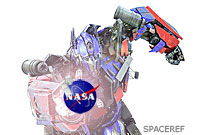 NASA Invites Public To Vote On Optimus Prime Contest Student Videos