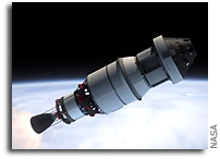 Video: Animation of Orion Exploration Flight Test -1