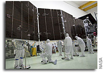 Juno Mission Status Report: Solar Array Checkout