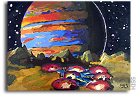 International Academy of Astronautics Sponsors Multi-national Youth Art Competition
