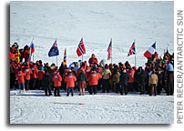 South Pole Anniversary