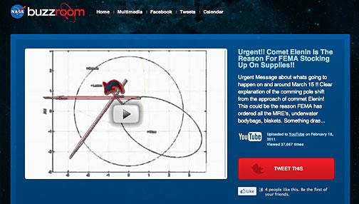 Pseudoscience and Profane Videos Featured Online at NASA gov - NASA