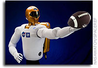 Robonaut 2 to Appear on Fox's Super Bowl XLV Pregame