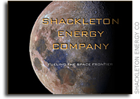 Shackleton Energy Company: Humans to Return to the Moon by 2019