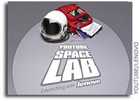 YouTube SpaceLab Lifts Off With Lenovo Aboard