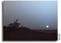 NASA Concludes Attempts To Contact Mars Rover Spirit