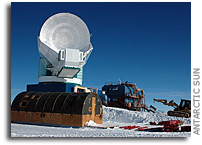 South Pole Telescope repair ensures experiment will continue to probe mysteries of the universe