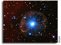 Celestial Bauble Intrigues Astronomers