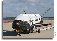 Boeing Expands at KSC To Support X-37B Program