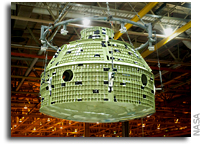 Photo: Readying Orion for Flight