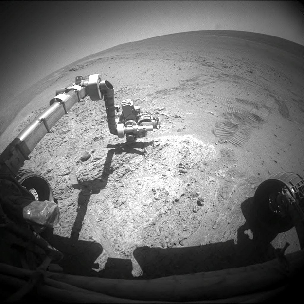 mars rover opportunity status - photo #2