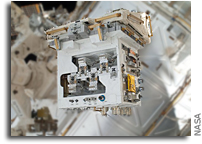 Robotic Refueling Mission Begins With Space Station Robotics