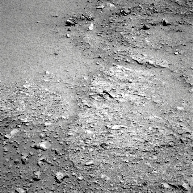 Opportunity Mars Rover Status for sol 2866-2872 (with photos)