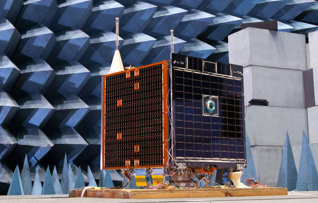 SSTL Announces ExactView-1 Satellite Launch Date