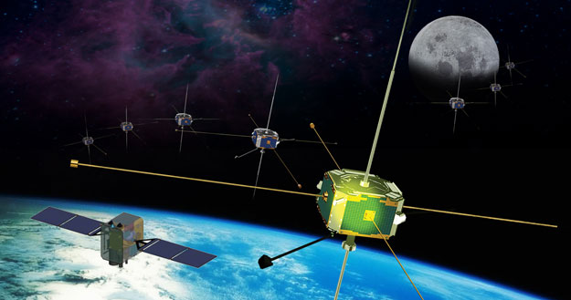 Image result for First Smallsat Constellation