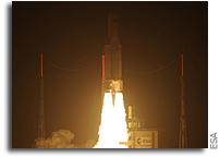Europe's ATV Edoardo Amaldi Is On its Way to the International Space Station