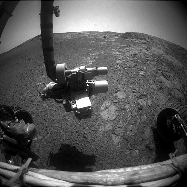 nasa moon mars update - photo #24