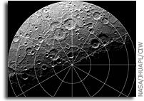 Movie of Mercury's South Pole