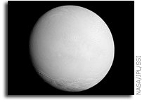 Brilliant Enceladus