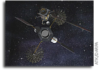 ATK Selected for DARPA Phoenix Satellite Repurposing Program