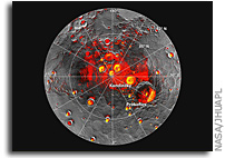 New Evidence for Water Ice at Mercury's North Pole