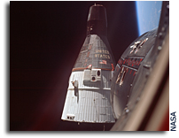 Restored Photos: Project Gemini Comes to Life