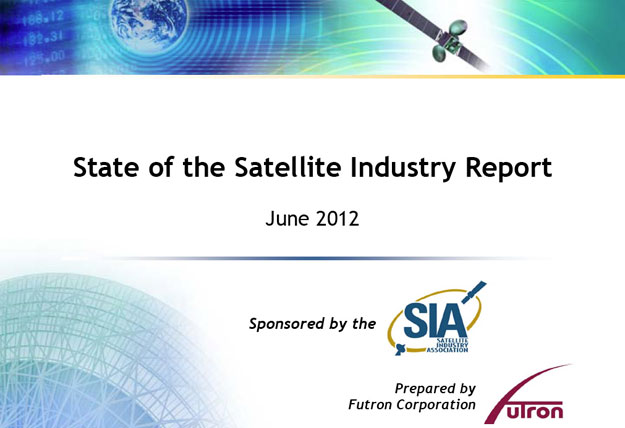 Calendar June Sia : Satellite industry association report shows modest growth