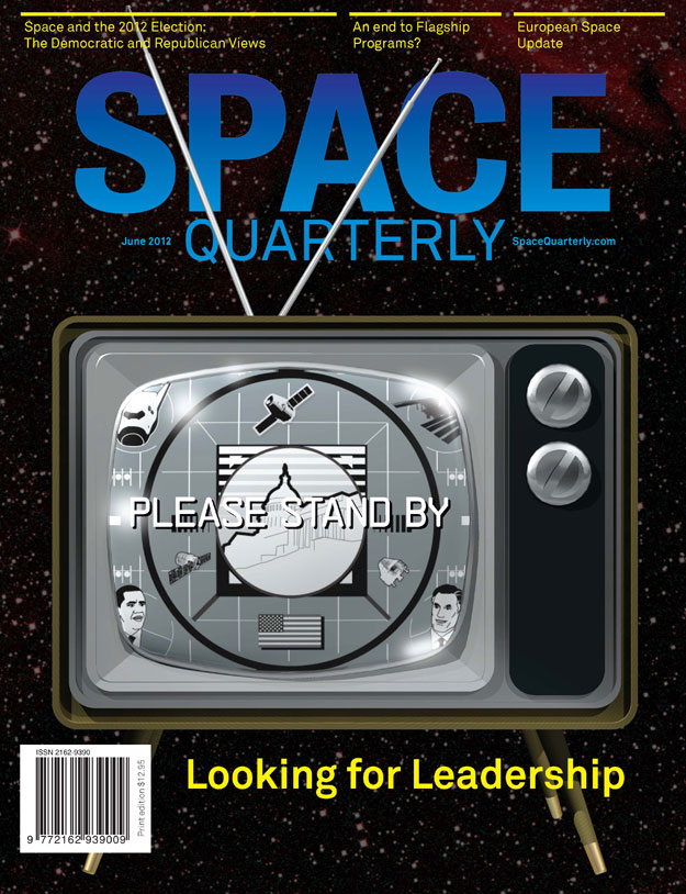 Space Quarterly June 2012 U.S. Edition Cover