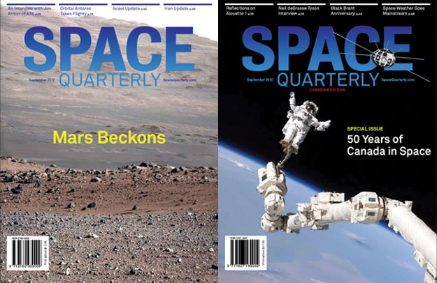Space Quarterly Magazine September Issue Now Available ...
